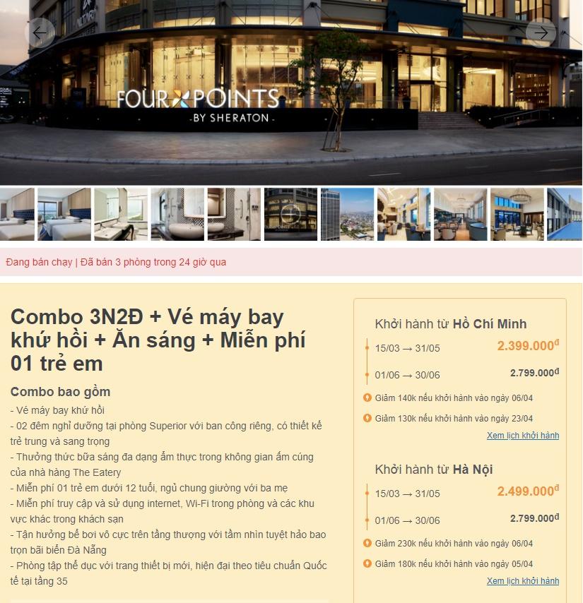Đầu tháng 4 dân mê xê dịch lên kế hoạch tới Đà Nẵng ngay vì toàn combo/tour giá rẻ cho 3N2Đ chỉ từ 1,3 triệu đồng/người - Ảnh 12.