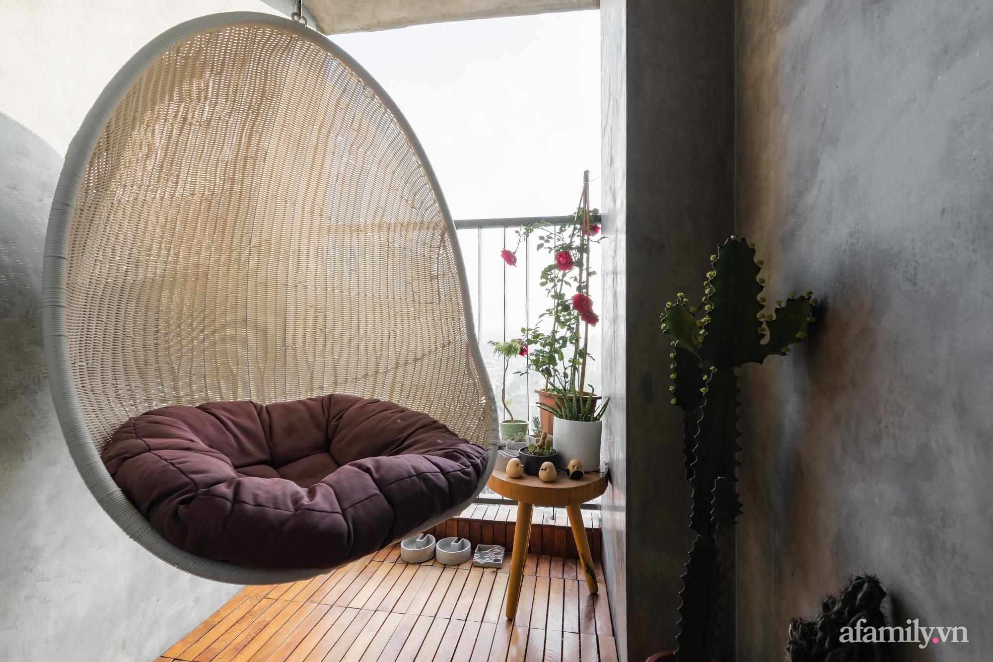 Căn hộ 60m² hoàn thiện nội thất tinh tế dành cho vợ chồng trẻ có chi phí 250 triệu đồng ở Hà Nội - Ảnh 15.