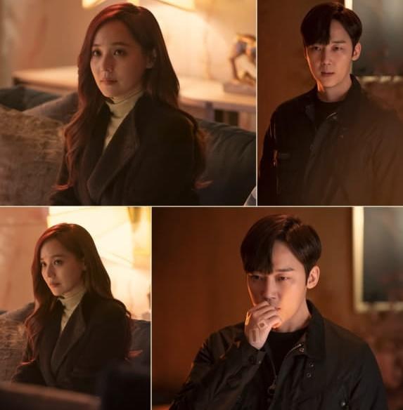 """Cuộc chiến thượng lưu tập 5: Ha Yoon Cheol bất ngờ trở mặt với Oh Yoon Hee dù mới cưới, """"thuyền"""" 2Yoon """"toang""""? - Ảnh 2."""