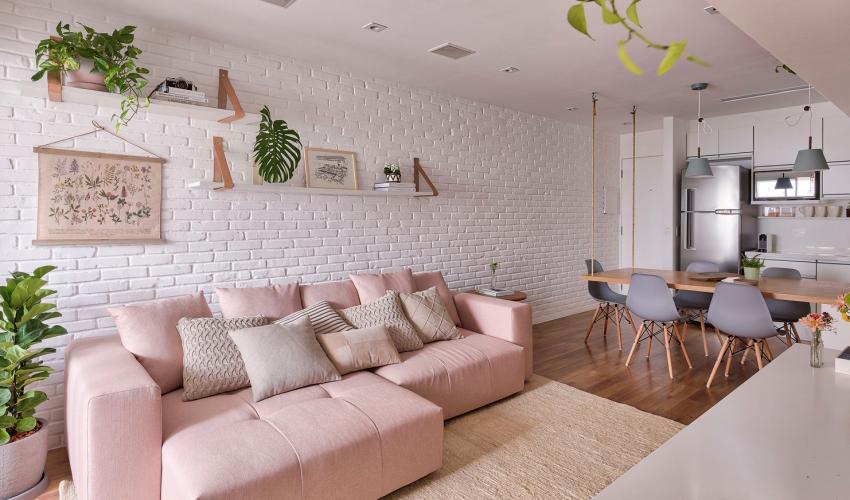 Cuộc sống ngọt ngào bên trong căn hộ 17m² với vẻ đẹp mang phong cách Bắc Âu - Ảnh 4.