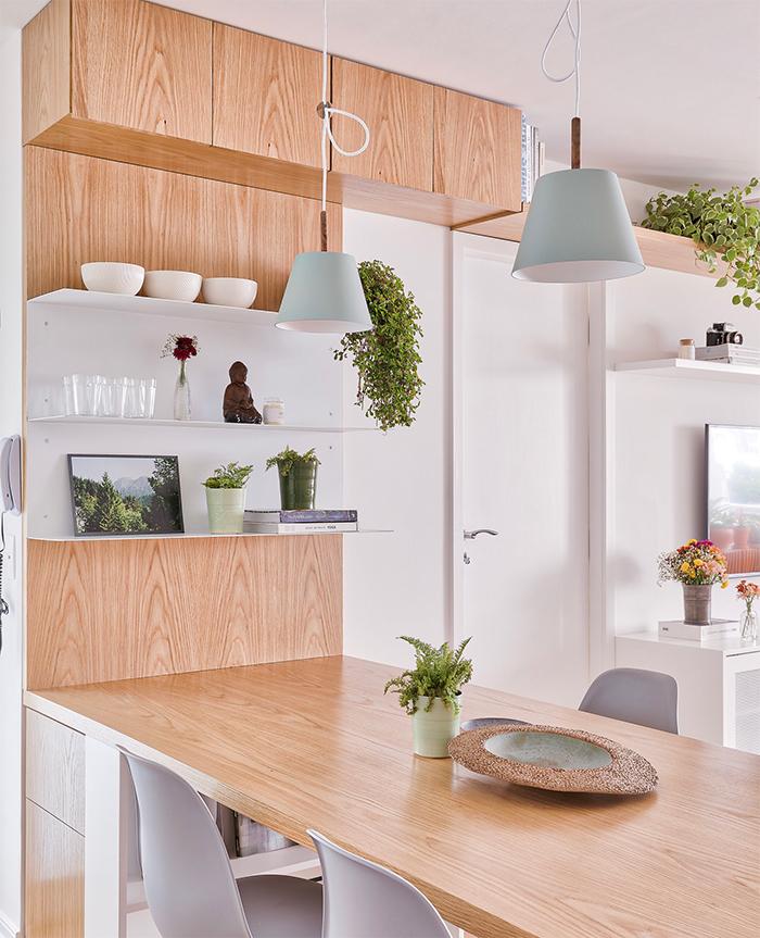 Cuộc sống ngọt ngào bên trong căn hộ 17m² với vẻ đẹp mang phong cách Bắc Âu - Ảnh 8.