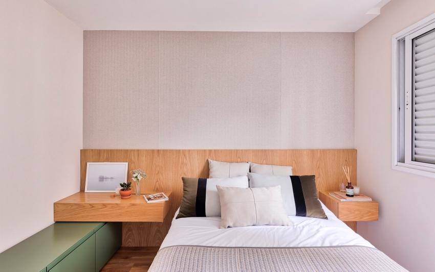 Cuộc sống ngọt ngào bên trong căn hộ 17m² với vẻ đẹp mang phong cách Bắc Âu - Ảnh 9.