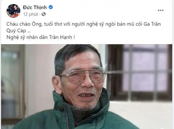 NSND Công Lý và dàn sao Việt thương tiếc NSND Trần Hạnh - Ảnh 6.