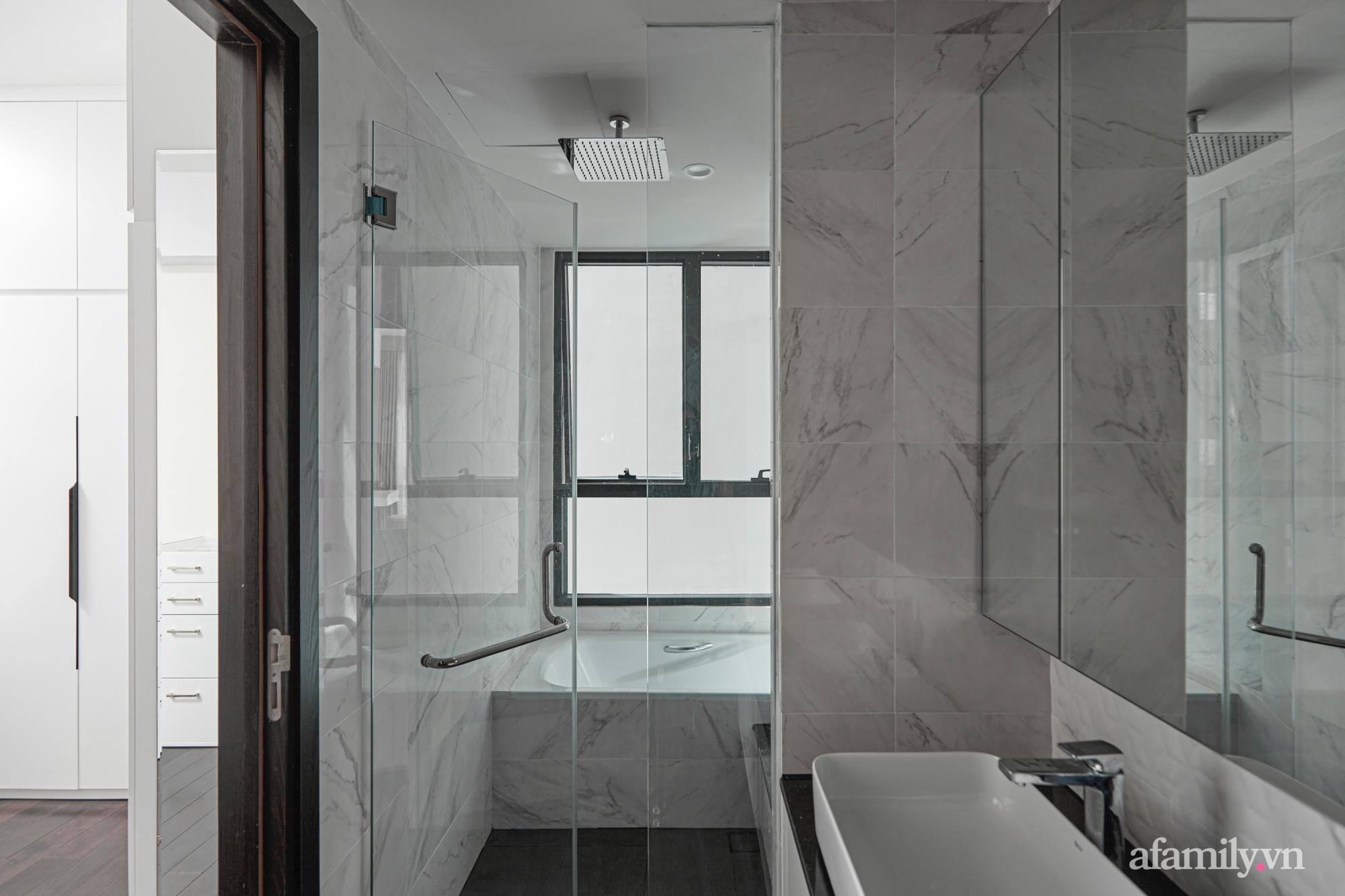 Căn hộ 170m² đẹp như bản tình ca lãng mạn nhờ sử dụng những gam màu nhẹ nhàng, nội thất cao cấp ở Sài Gòn - Ảnh 20.