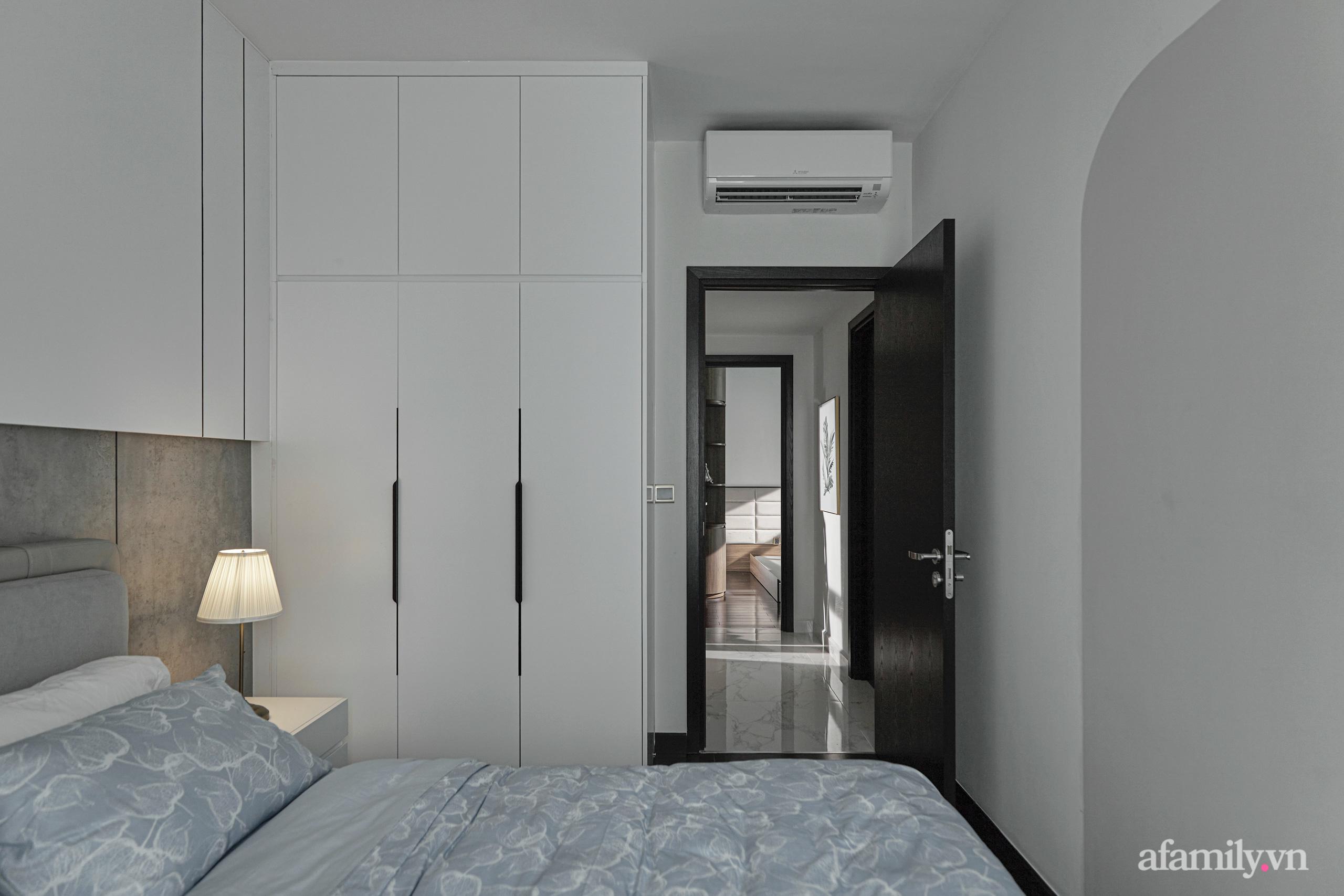 Căn hộ 170m² đẹp như bản tình ca lãng mạn nhờ sử dụng những gam màu nhẹ nhàng, nội thất cao cấp ở Sài Gòn - Ảnh 13.