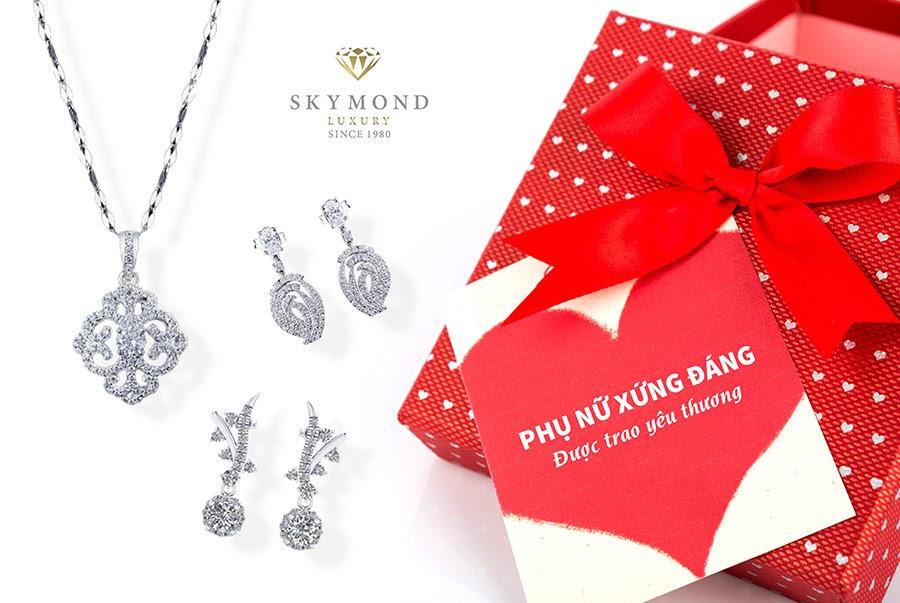 Nữ trang cao cấp Skymond Luxury lý giải tại sao phụ nữ xứng đáng được trao yêu thương - Ảnh 1.