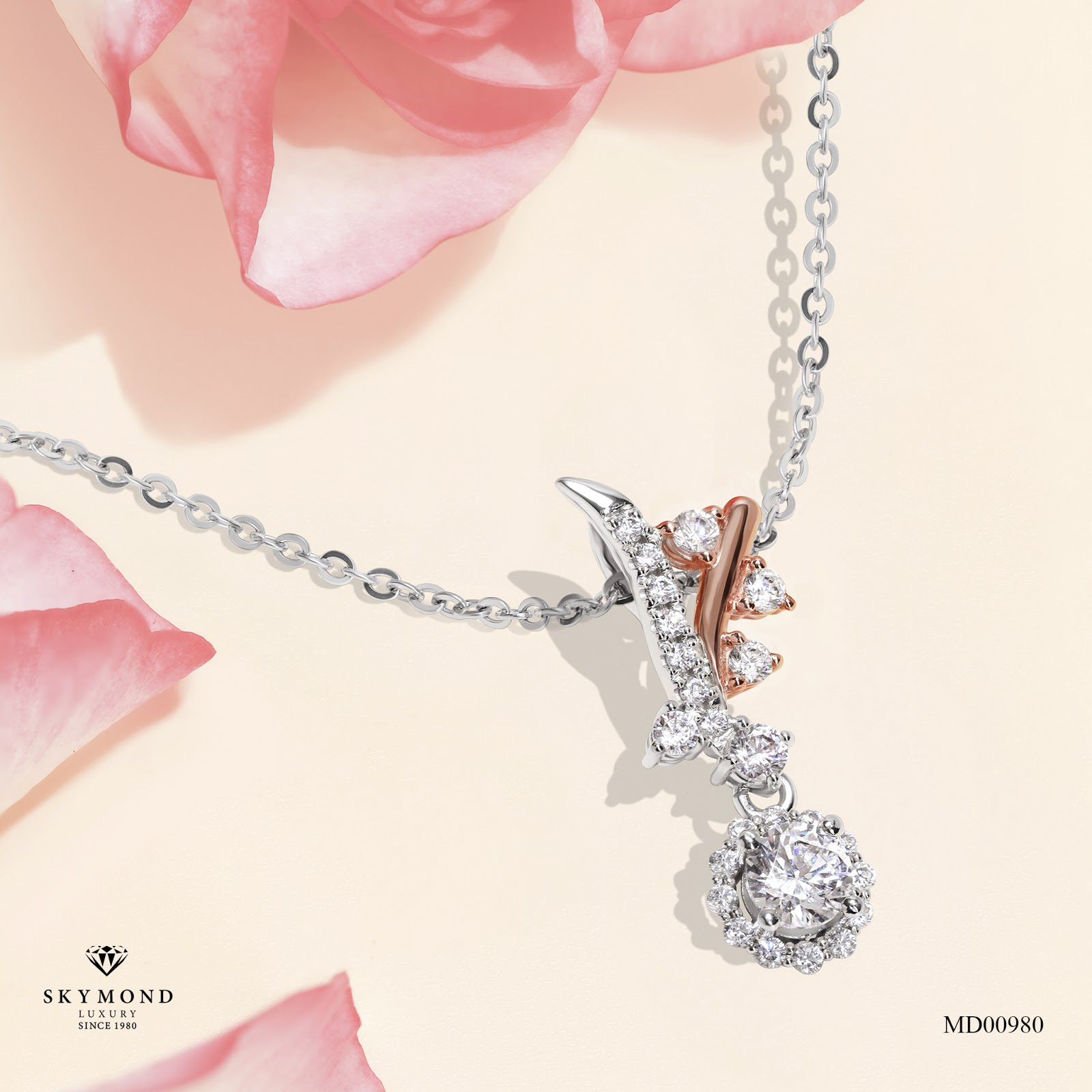 Nữ trang cao cấp Skymond Luxury lý giải tại sao phụ nữ xứng đáng được trao yêu thương - Ảnh 4.