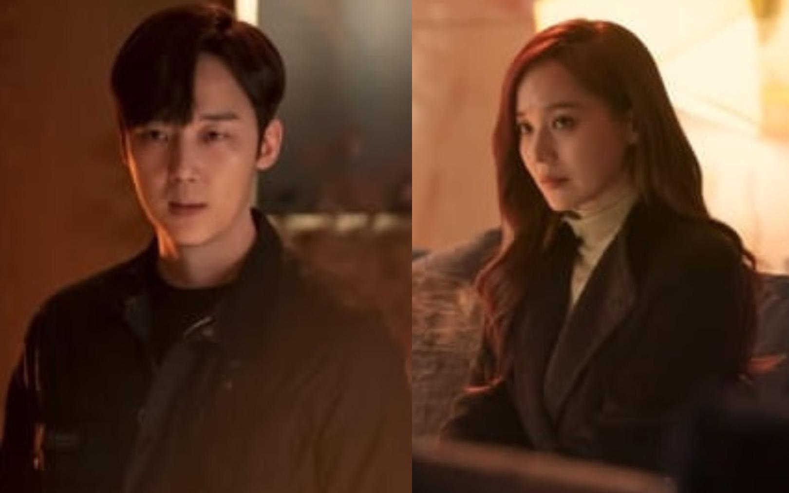 """Cuộc chiến thượng lưu tập 5: Ha Yoon Cheol bất ngờ trở mặt với Oh Yoon Hee dù mới cưới, """"thuyền"""" 2Yoon """"toang""""?"""