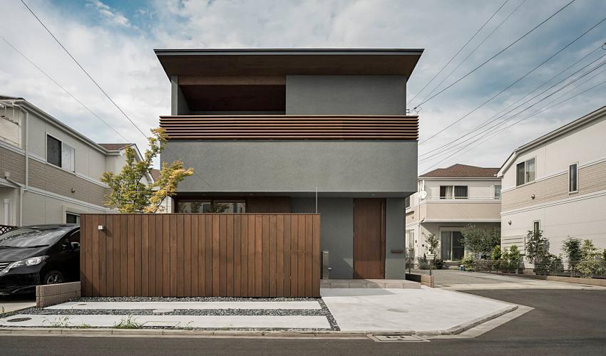 Nhà mặt phố với thiết kế 2 tầng chứa đựng những bình dị, an yên nhờ sử dụng nội thất gỗ - Ảnh 1.