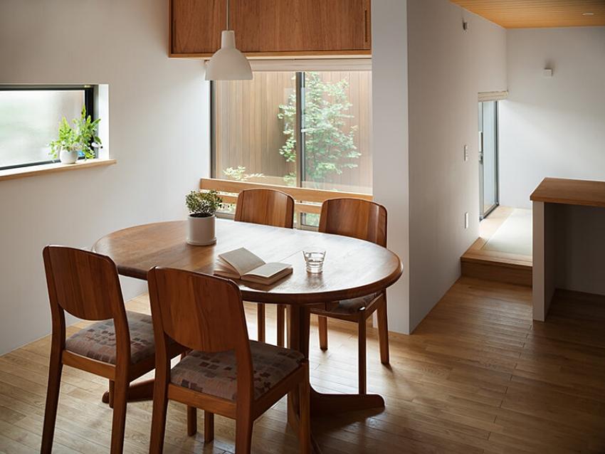 Nhà mặt phố với thiết kế 2 tầng chứa đựng những bình dị, an yên nhờ sử dụng nội thất gỗ - Ảnh 7.