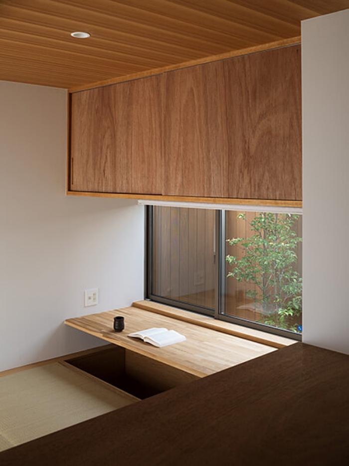 Nhà mặt phố với thiết kế 2 tầng chứa đựng những bình dị, an yên nhờ sử dụng nội thất gỗ - Ảnh 10.