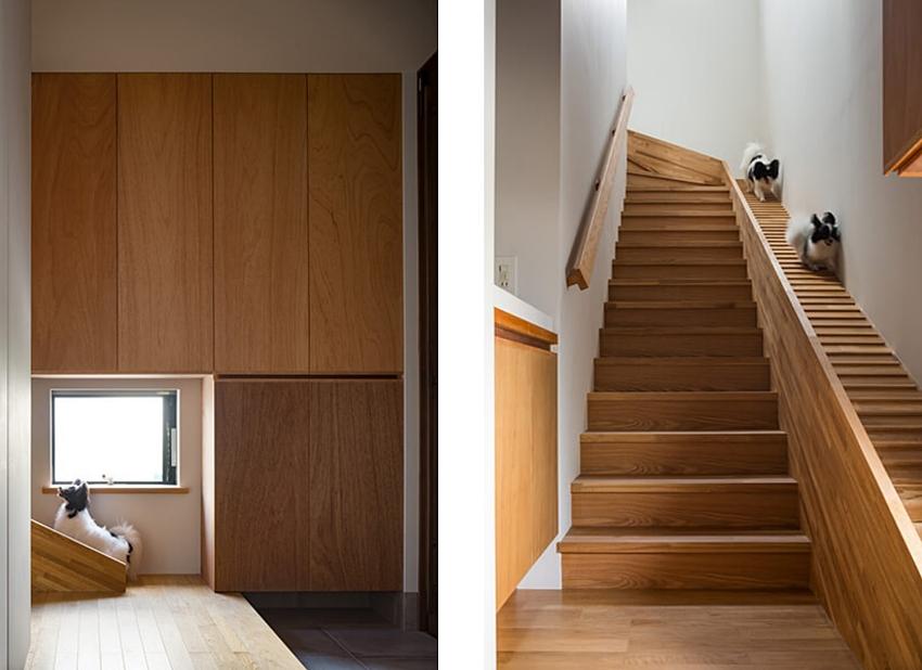 Nhà mặt phố với thiết kế 2 tầng chứa đựng những bình dị, an yên nhờ sử dụng nội thất gỗ - Ảnh 8.