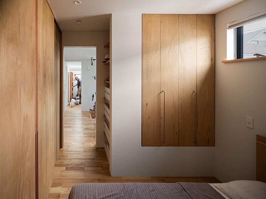 Nhà mặt phố với thiết kế 2 tầng chứa đựng những bình dị, an yên nhờ sử dụng nội thất gỗ - Ảnh 9.