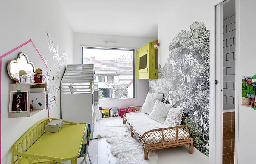 """Căn nhà 60m² đẹp ngất ngây với thiết kế """"quyến rũ"""" lấy cảm hứng từ thiên nhiên - Ảnh 11."""