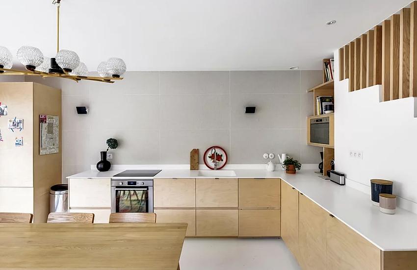 """Căn nhà 60m² đẹp ngất ngây với thiết kế """"quyến rũ"""" lấy cảm hứng từ thiên nhiên - Ảnh 5."""
