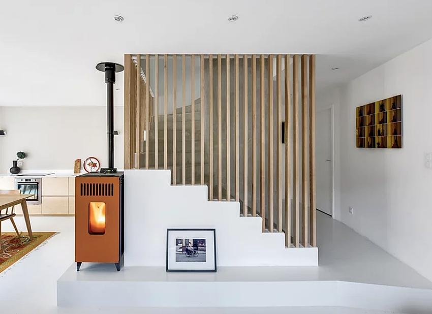 """Căn nhà 60m² đẹp ngất ngây với thiết kế """"quyến rũ"""" lấy cảm hứng từ thiên nhiên - Ảnh 9."""