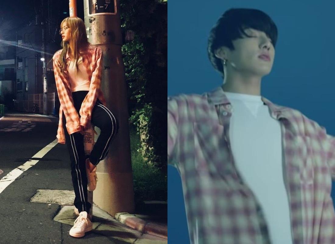 5 lần đụng hàng hiệu của Lisa với các nam idol: Hết BTS lại tới EXO, ai mới là người mặc đỉnh nhất? - Ảnh 2.