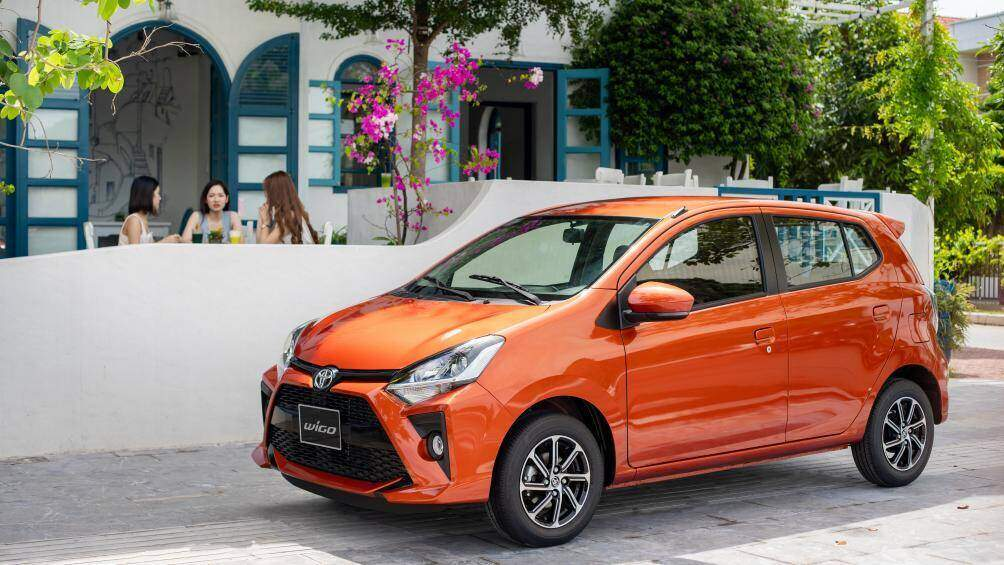 6 mẫu ô tô đầy màu sắc giá bán dưới 500 triệu cho chị em vừa thích xe nhỏ vừa có màu ưng ý - Ảnh 6.