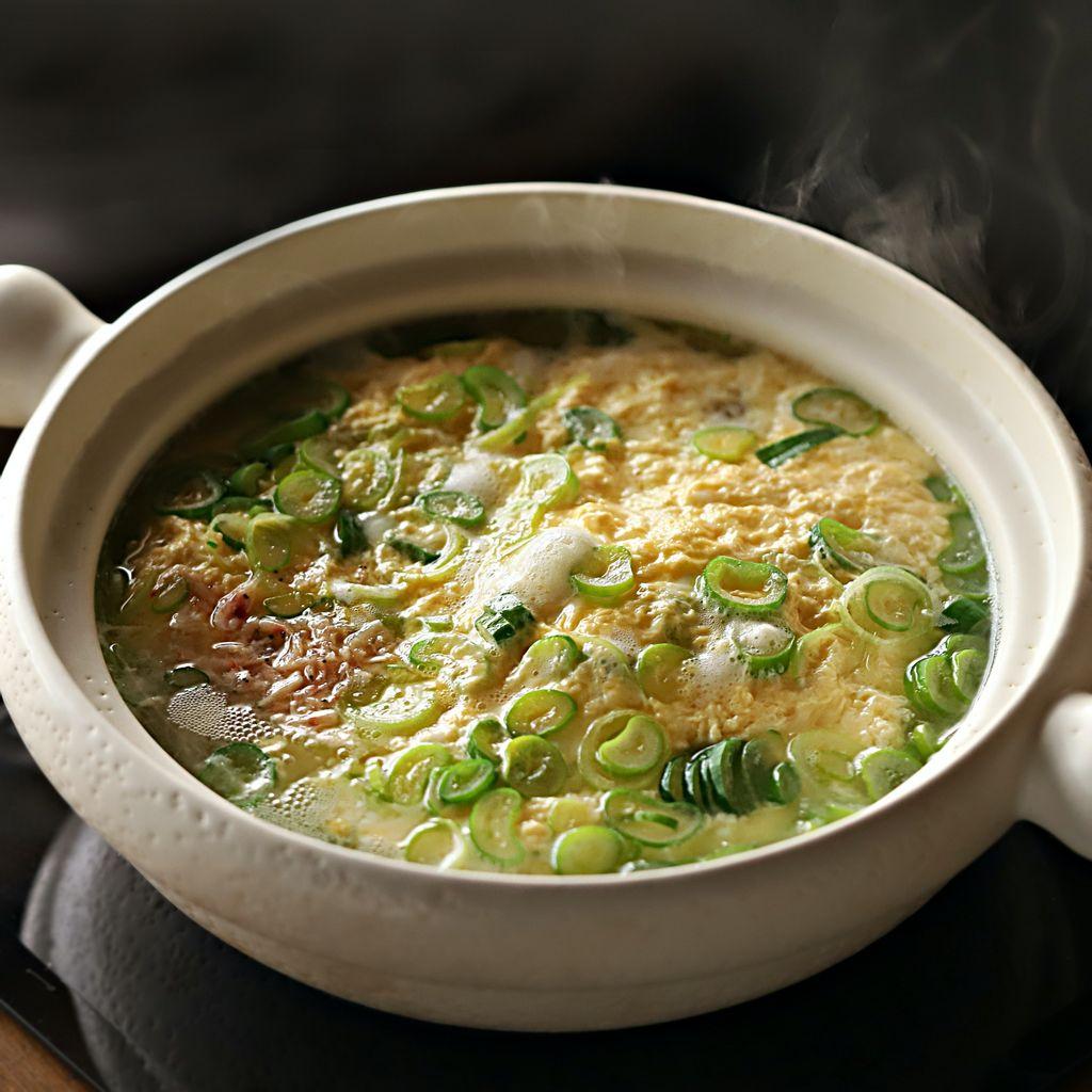 Súp trứng - món ăn sáng vừa ngon vừa nhẹ bụng mà chỉ nấu trong 10 phút là xong! - Ảnh 6.
