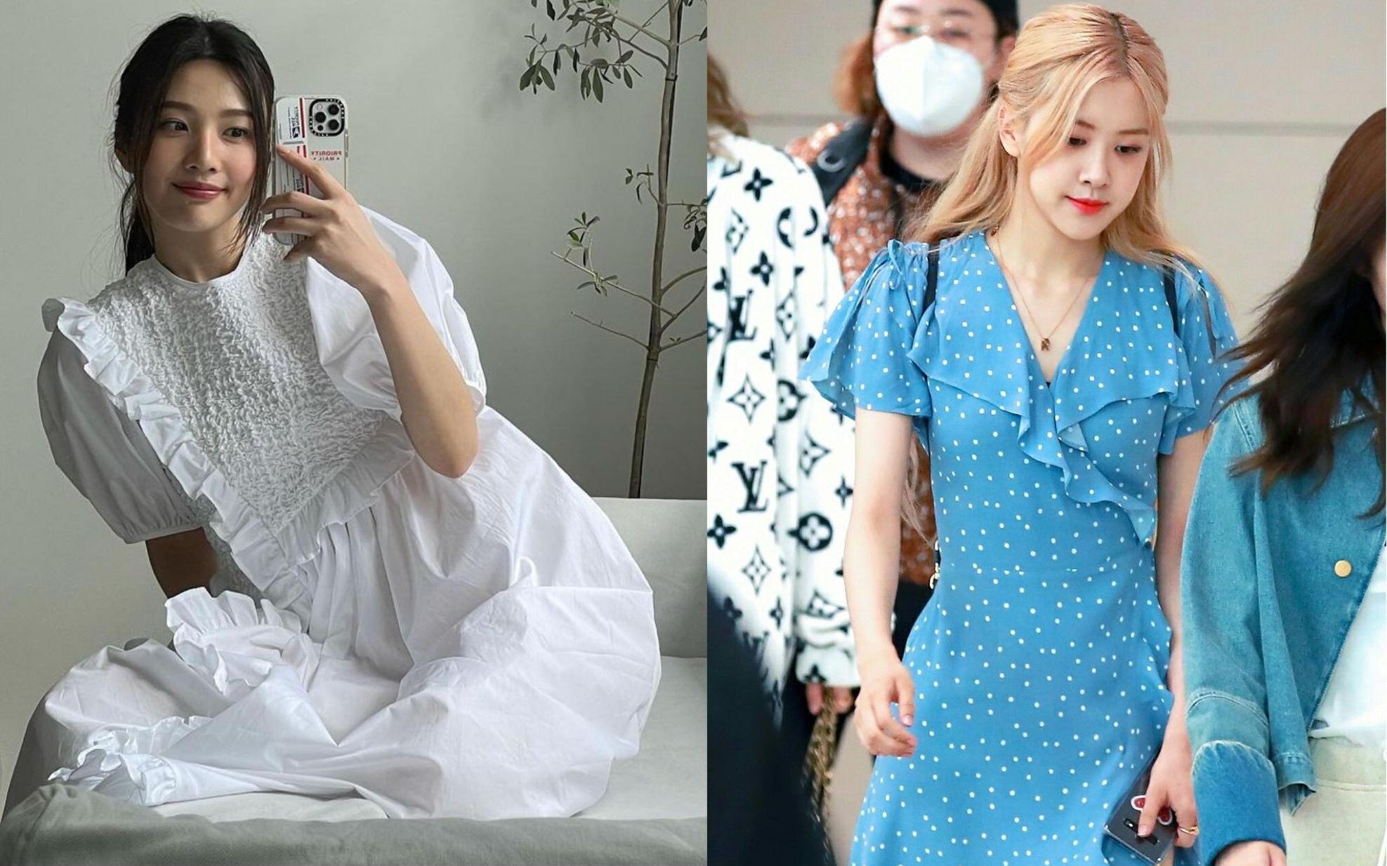 4 nữ idol mặc váy đẹp nhất Kpop gợi ý loạt công thức giúp nâng cấp style Xuân/Hè
