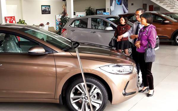 Đầu năm có phải thời điểm tốt để mua xe ô tô?