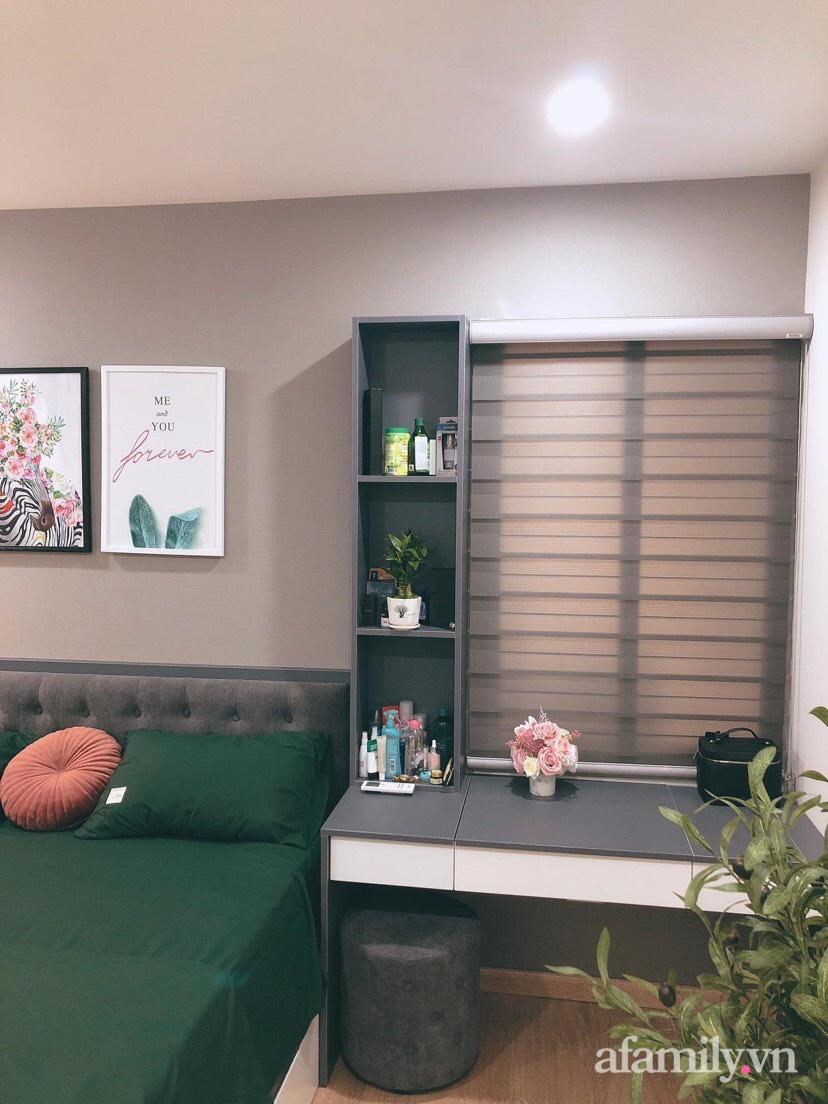 Căn hộ 92m² đong đầy hạnh phúc với nội thất đơn giản, hiện đại của vợ chồng trẻ Hà Nội - Ảnh 15.