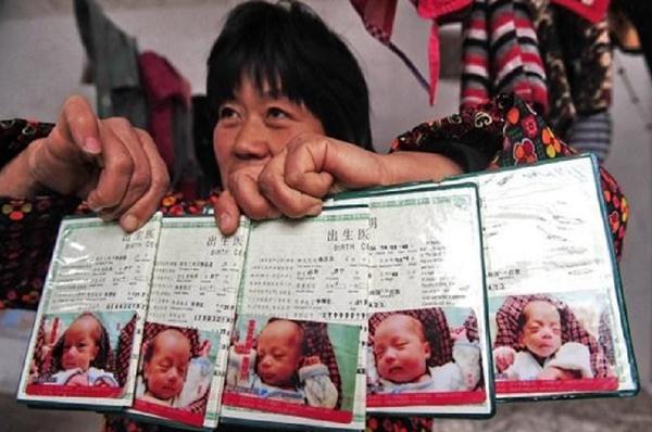 Đã qua 18 năm, ca sinh 5 tự nhiên đầu tiên ở Trung Quốc giờ các bé ra sao? - Ảnh 4.