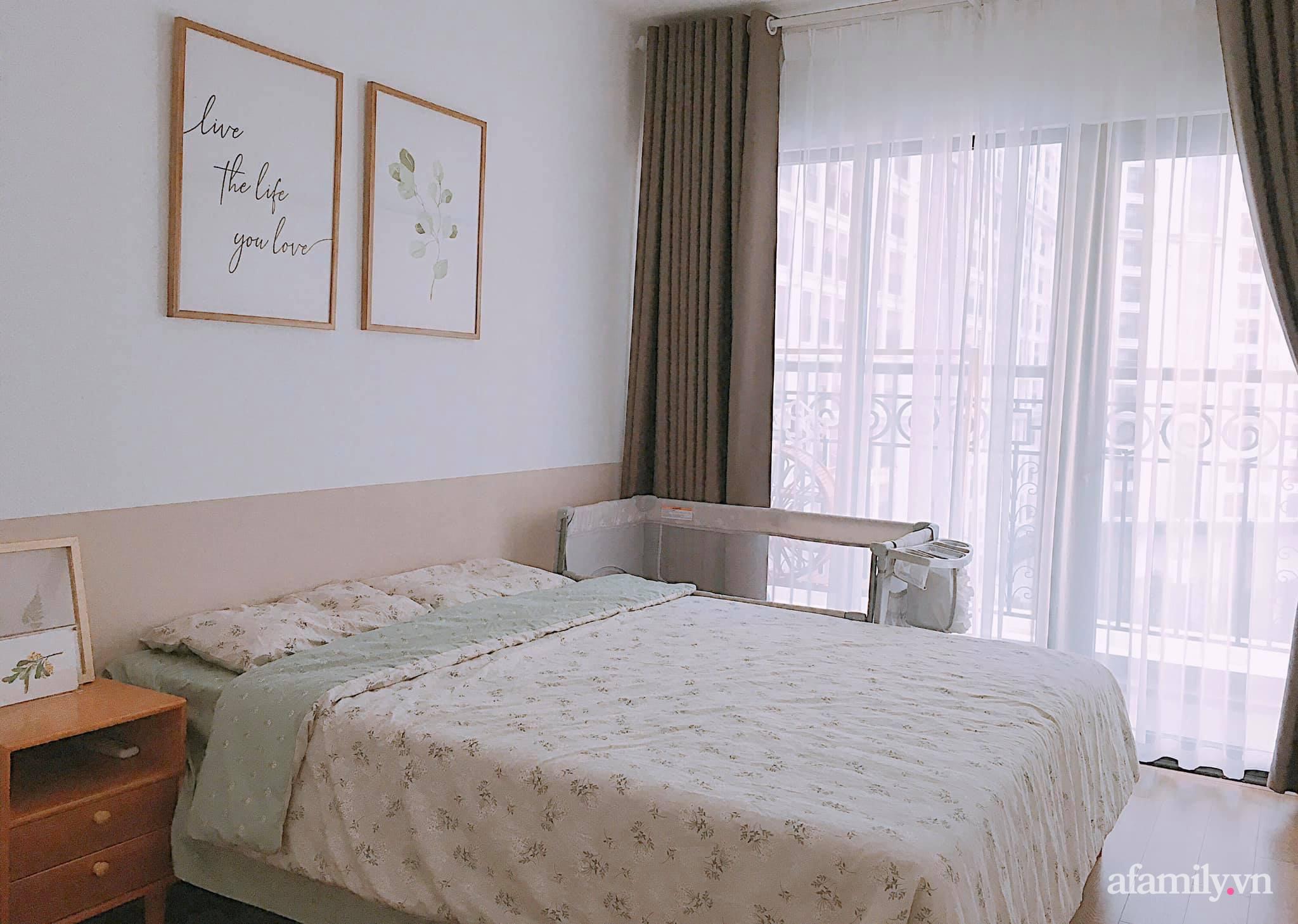 Căn hộ 78m² đẹp tinh tế và tiện dụng với phong cách tối giản của cặp vợ chồng trẻ ở Hà Nội - Ảnh 12.
