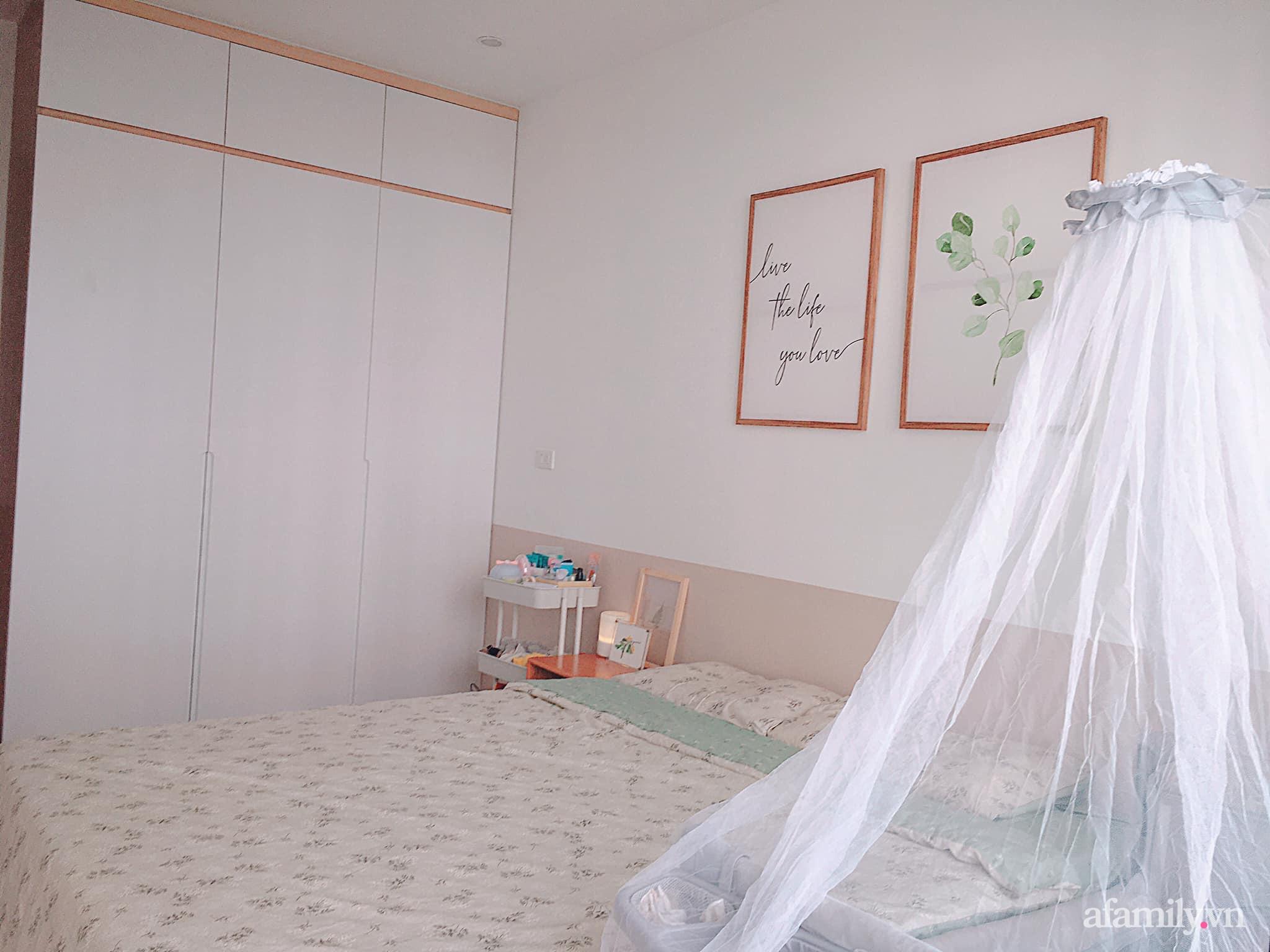 Căn hộ 78m² đẹp tinh tế và tiện dụng với phong cách tối giản của cặp vợ chồng trẻ ở Hà Nội - Ảnh 13.