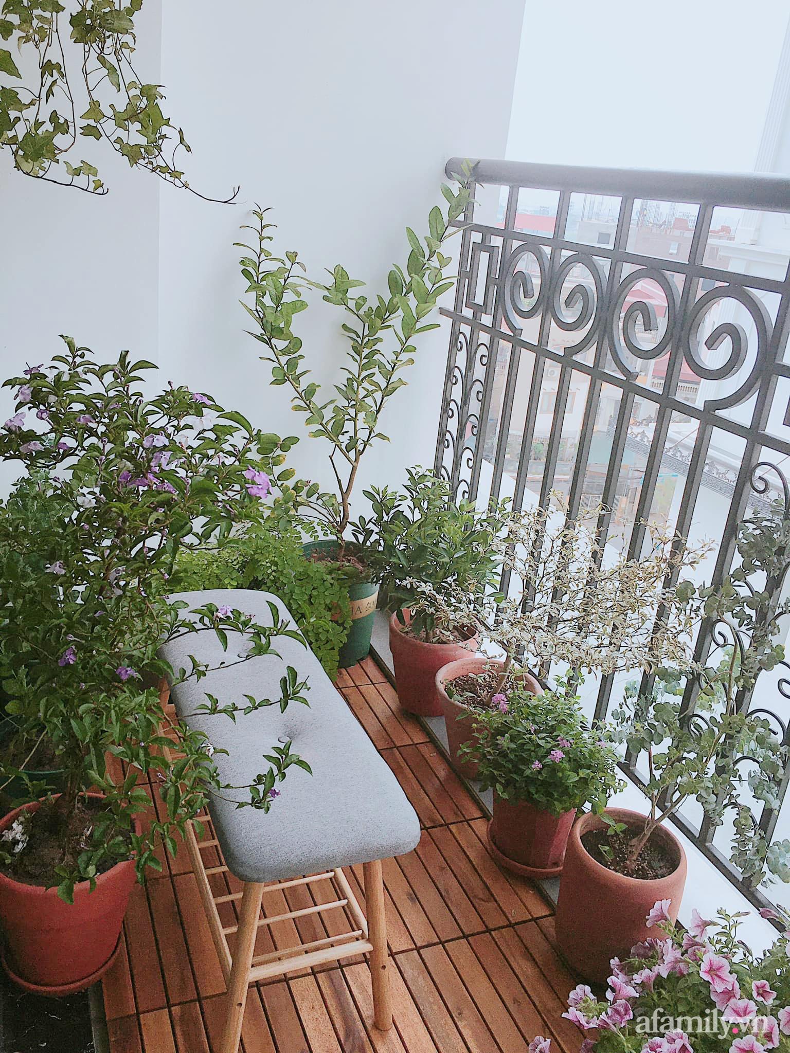 Căn hộ 78m² đẹp tinh tế và tiện dụng với phong cách tối giản của cặp vợ chồng trẻ ở Hà Nội - Ảnh 15.