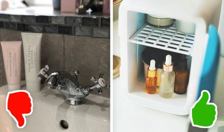 9 món đồ không nên cất trong phòng tắm bạn cần nhớ - Ảnh 6.