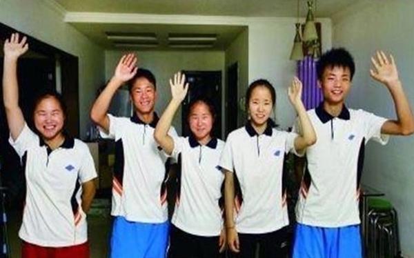 Đã qua 18 năm, ca sinh 5 tự nhiên đầu tiên ở Trung Quốc giờ các bé ra sao? - Ảnh 11.