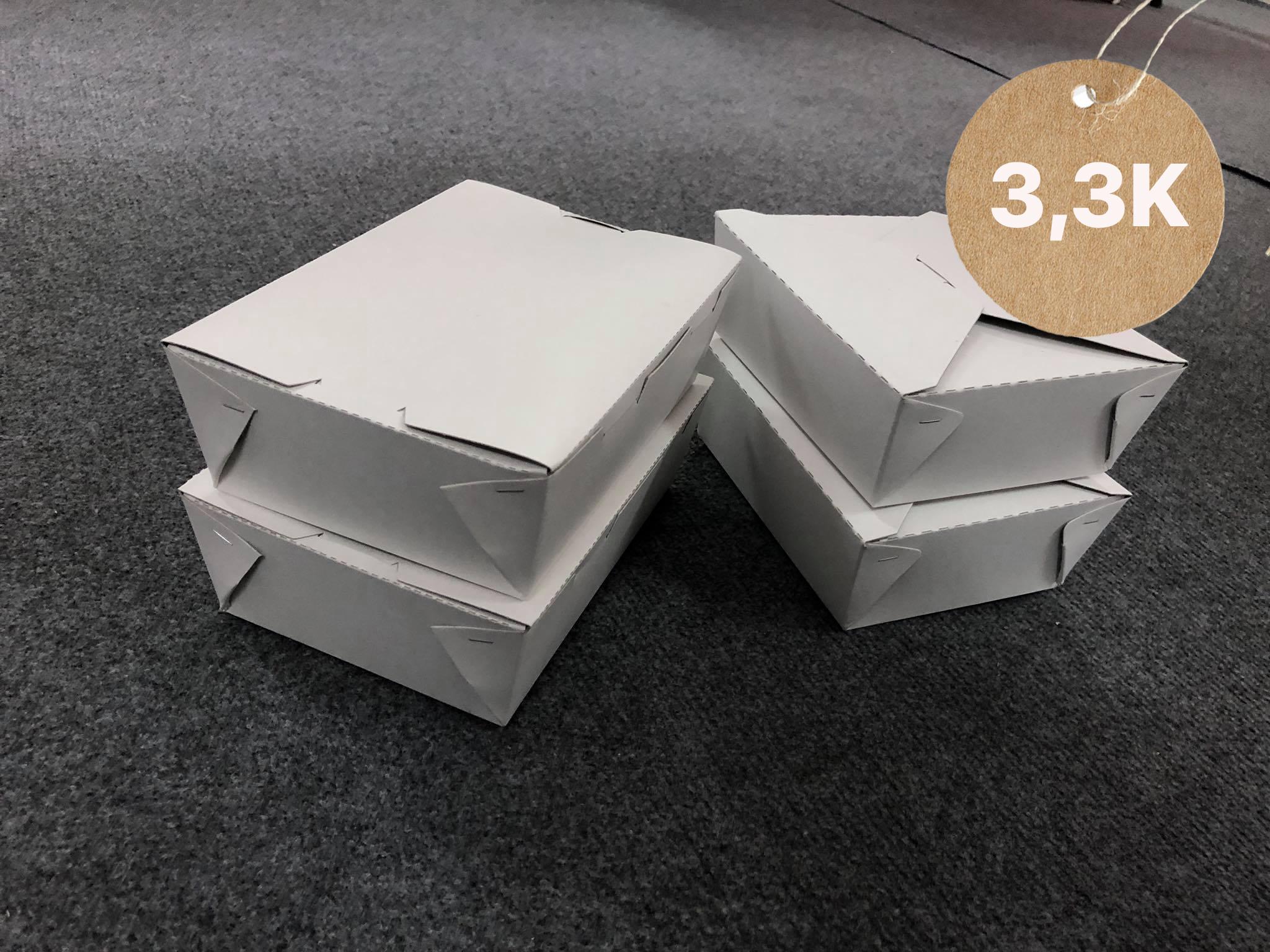 Ngày bán cả trăm đơn với 6 mẫu hộp đựng thức ăn mang về dành riêng cho các shop bán đồ ăn online - Ảnh 5.