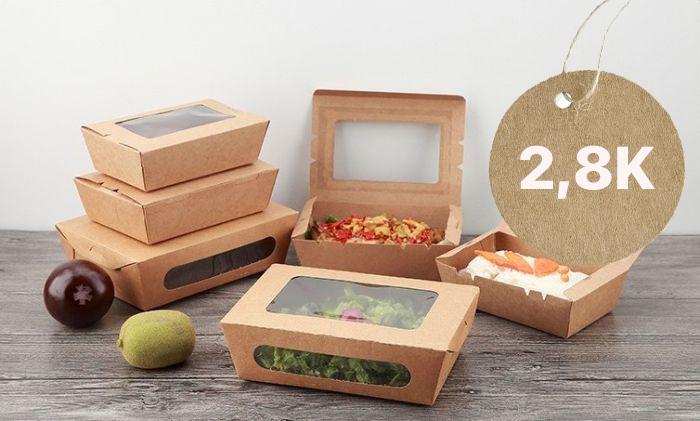 Ngày bán cả trăm đơn với 6 mẫu hộp đựng thức ăn mang về dành riêng cho các shop bán đồ ăn online - Ảnh 8.