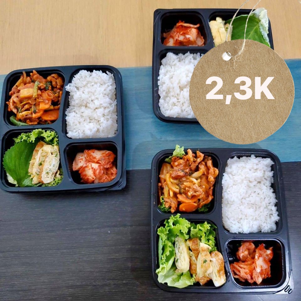 Ngày bán cả trăm đơn với 6 mẫu hộp đựng thức ăn mang về dành riêng cho các shop bán đồ ăn online - Ảnh 2.