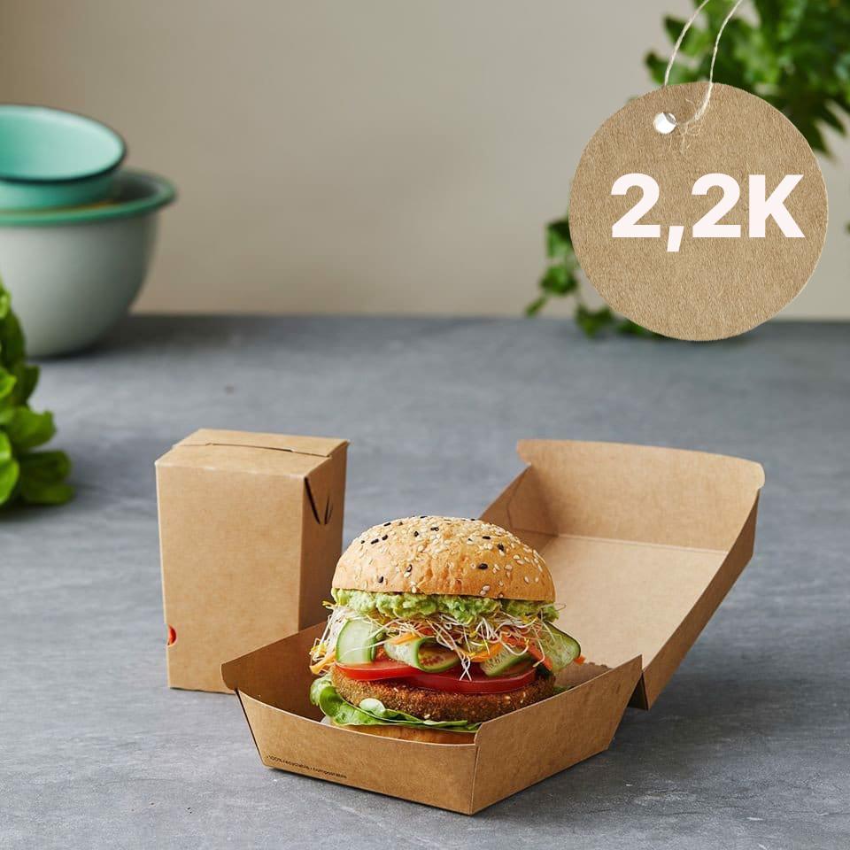 Ngày bán cả trăm đơn với 6 mẫu hộp đựng thức ăn mang về dành riêng cho các shop bán đồ ăn online - Ảnh 4.