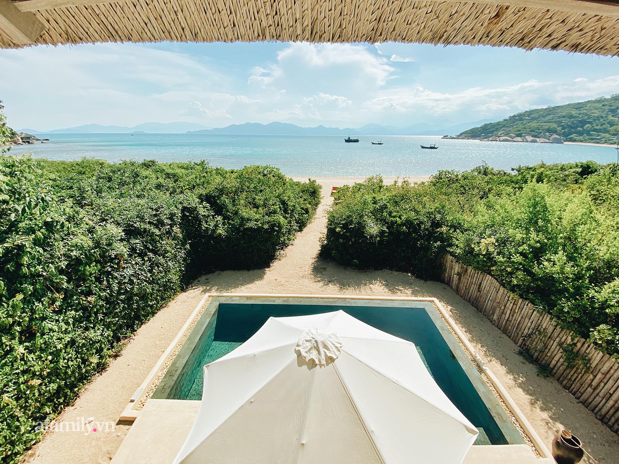Resort nơi Hoa hậu Hà Kiều Anh đưa cả gia đình đi du lịch có gì mà đắt đỏ nhất nhì Nha Trang?  - Ảnh 3.