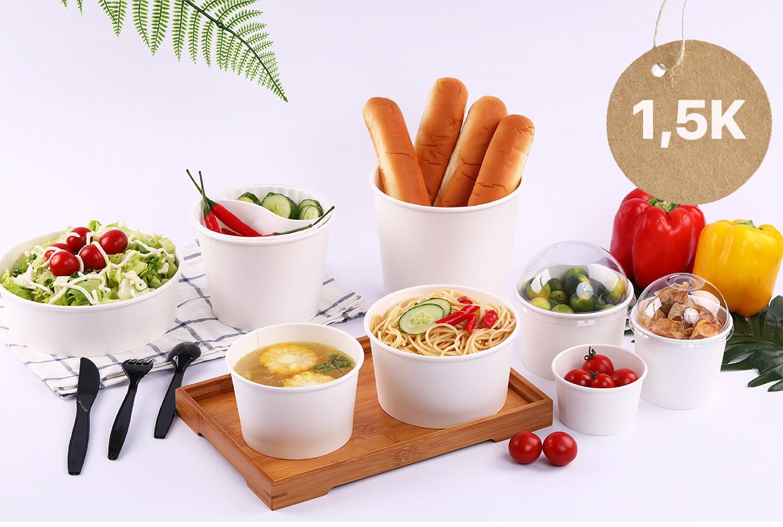 Ngày bán cả trăm đơn với 6 mẫu hộp đựng thức ăn mang về dành riêng cho các shop bán đồ ăn online - Ảnh 10.