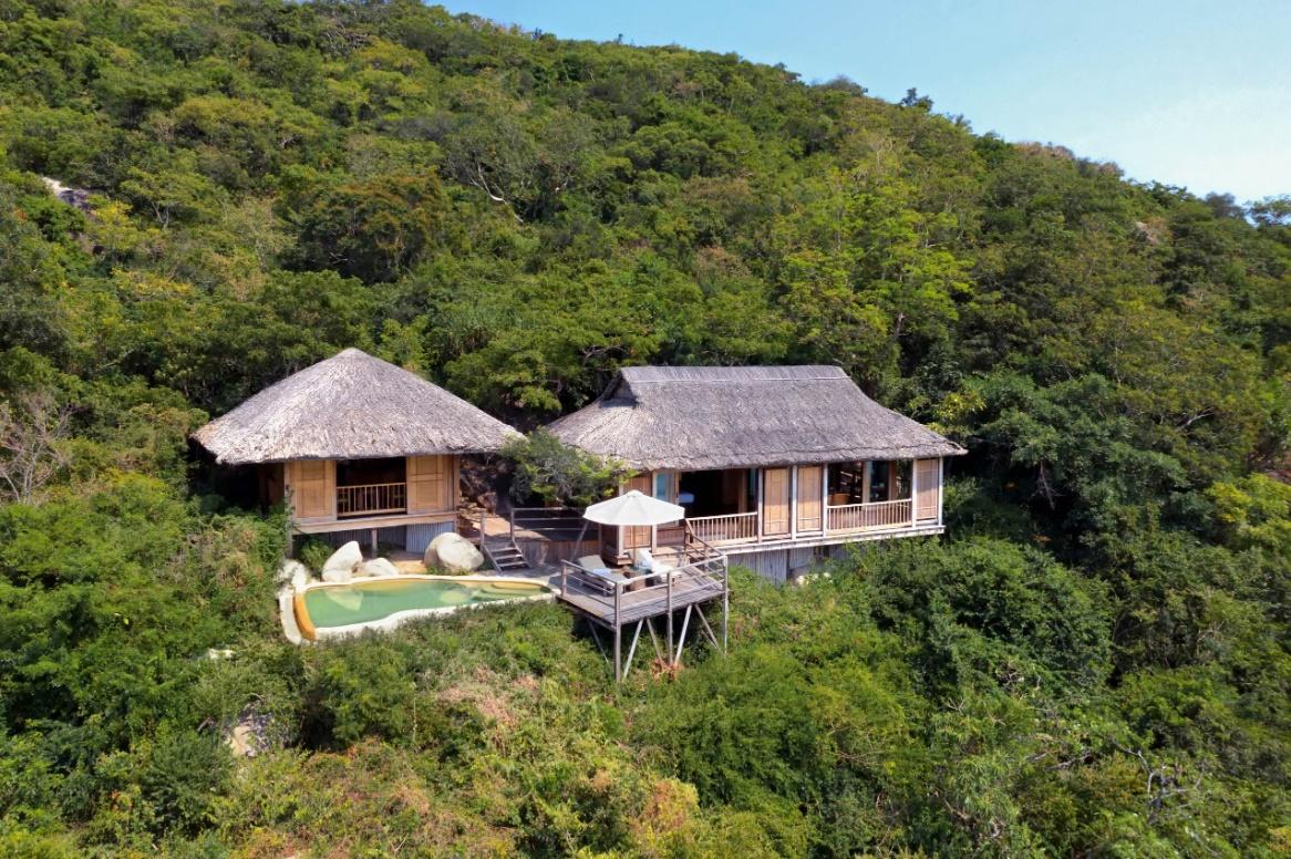 Resort nơi Hoa hậu Hà Kiều Anh đưa cả gia đình đi du lịch có gì mà đắt đỏ nhất nhì Nha Trang?  - Ảnh 8.