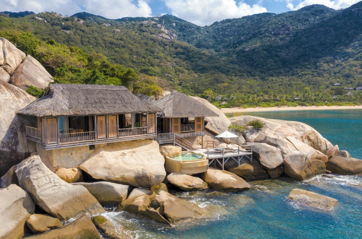Resort nơi Hoa hậu Hà Kiều Anh đưa cả gia đình đi du lịch có gì mà đắt đỏ nhất nhì Nha Trang?  - Ảnh 11.