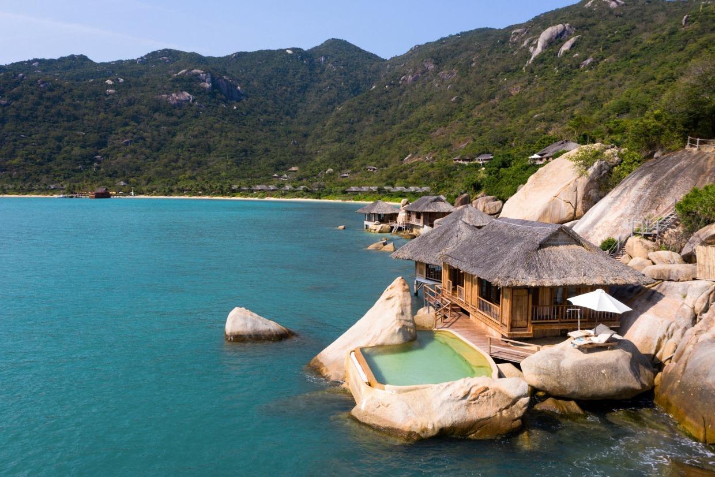 Resort nơi Hoa hậu Hà Kiều Anh đưa cả gia đình đi du lịch có gì mà đắt đỏ nhất nhì Nha Trang?  - Ảnh 12.