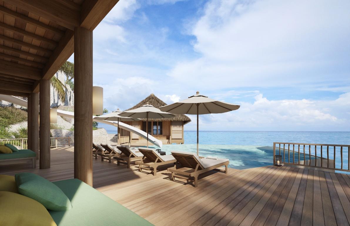 Resort nơi Hoa hậu Hà Kiều Anh đưa cả gia đình đi du lịch có gì mà đắt đỏ nhất nhì Nha Trang?  - Ảnh 14.