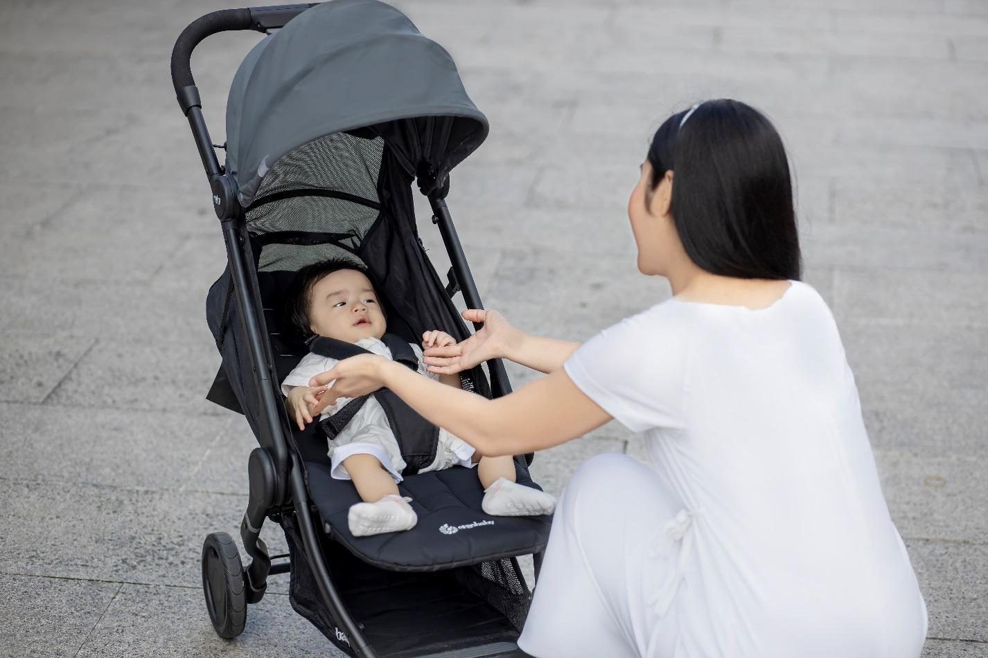 Mách mẹ cách chọn xe đẩy nhập khẩu từ mỹ thoải mái và an toàn cho con yêu - Ảnh 4.