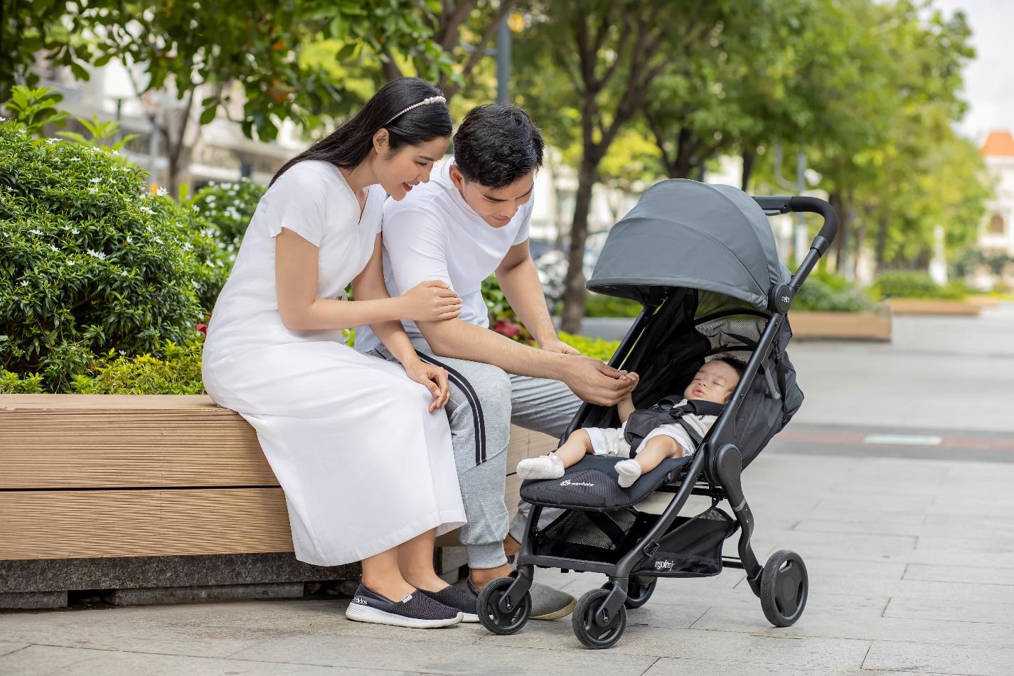 Mách mẹ cách chọn xe đẩy nhập khẩu từ mỹ thoải mái và an toàn cho con yêu - Ảnh 5.