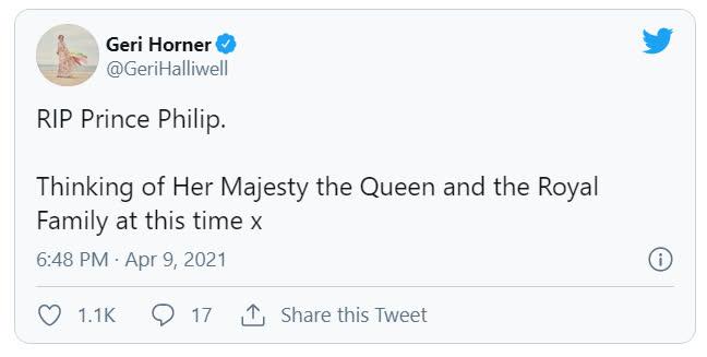 Dàn sao tưởng niệm sự ra đi của Hoàng thân Philip: Gia đình Beckham bị chỉ trích vì đăng ảnh cởi trần, 2 nam tài tử có hành động đặc biệt - Ảnh 14.