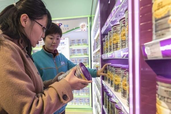 Cảnh sát Trung Quốc phá đường dây buôn lậu sữa bột trẻ em số lượng lớn - Ảnh 1.