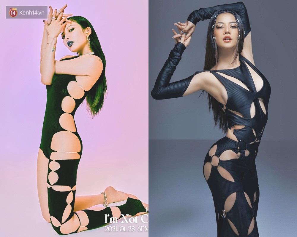 Hóa ra Chi Pu từng dính hàng loạt nghi án đạo nhái, ngay cả bộ ảnh mới cũng bị nghi copy HyunA - Ảnh 2.