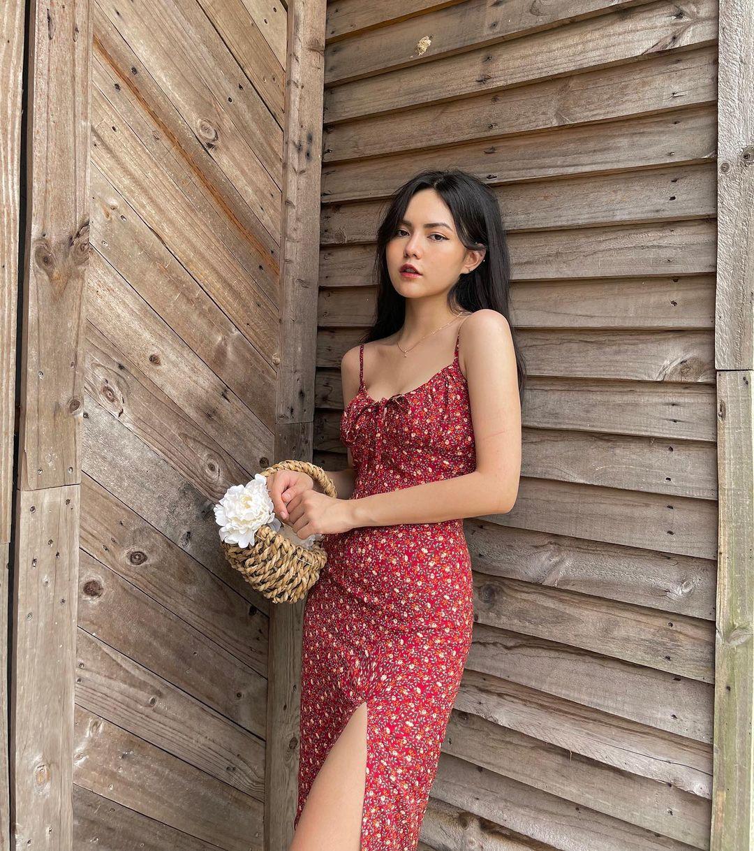 Hết Hà Tăng đến Mai Davika lăng xê, đây đúng là kiểu váy hot nhất Hè này rồi - Ảnh 10.