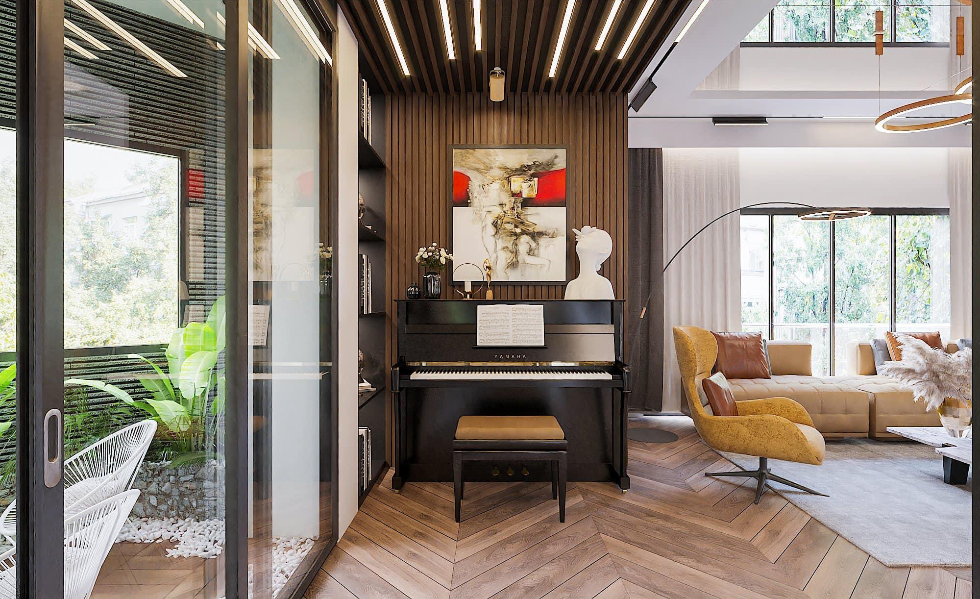 """Hồng Đăng (Hướng Dương Ngược Nắng) khoe nhà mới đẹp như phim Hàn, góc """"chill"""" ngay trong nhà xịn không kém homestay - Ảnh 6."""