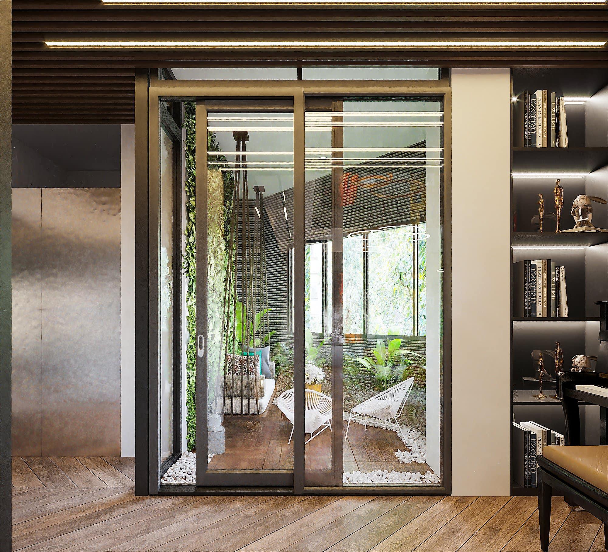 """Hồng Đăng (Hướng Dương Ngược Nắng) khoe nhà mới đẹp như phim Hàn, góc """"chill"""" ngay trong nhà xịn không kém homestay - Ảnh 12."""